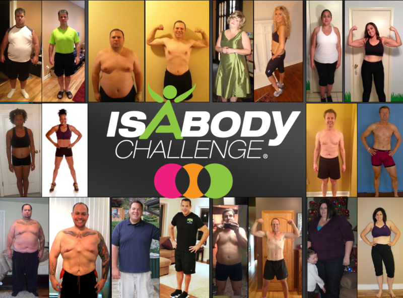 Isa Body Challenge Join today!