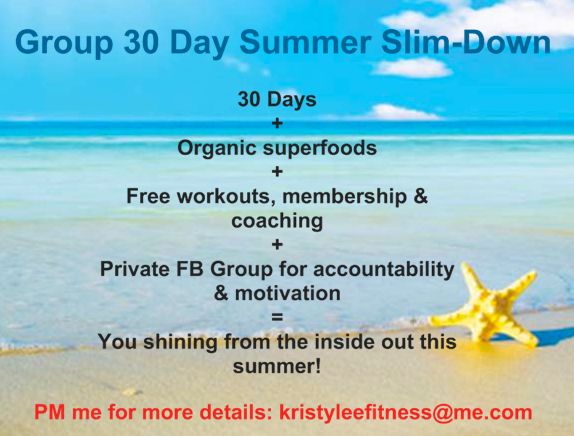 Isa Group 30 Day Summer