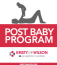 KLW Post Baby Program Cover 2