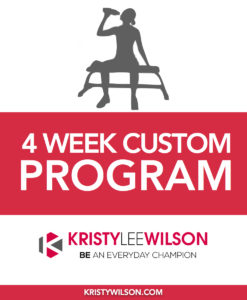 KLW 4 Week Custom Programs Cover