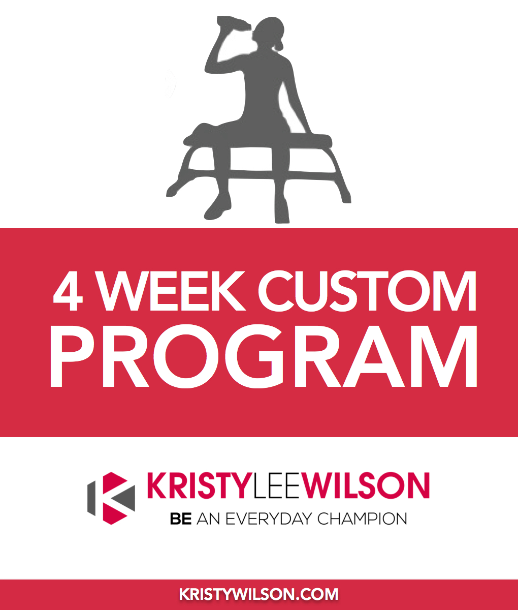 4 Week Custom Training Program  Kristy Lee Wilson. How To Build A Trade Show Booth. Divorce Lawyers Columbus Ohio. Start A Bank Account With No Money. Microsoft Device Management Texas A&m School. Santander Consumer Finance Feline Pu Surgery. Enterprise Website Design Orkin Birmingham Al. Carpet Cleaning Naperville Il. Retirement Annuities Explained