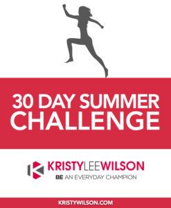 KLW 30 Day Summer Challenge