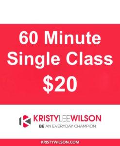 60 min Class Pass (1)