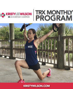 KLW TRX Monthly Program Cover Website